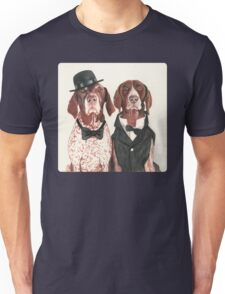 @ifitwags (The pointer brothers) Unisex T-Shirt