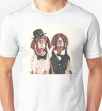 @ifitwags (The pointer brothers) T-Shirt