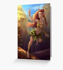 Wanderer of the Valley Greeting Card
