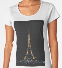 Eiffel Tower Women's Premium T-Shirt