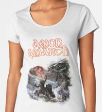 Amon Amarth - Twilight Of The Thunder God Women's Premium T-Shirt