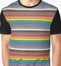 Rainbow wires Graphic T-Shirt