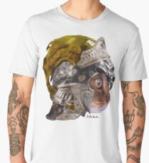 Cat Warrior Men's Premium T-Shirt