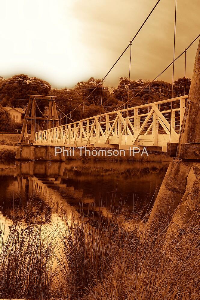 """The Swing Bridge"" by Phil Thomson IPA"