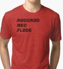Dänischer Nachtisch Vintage T-Shirt