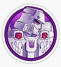 Megatron Sticker