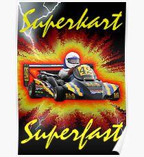 Superkart II Poster