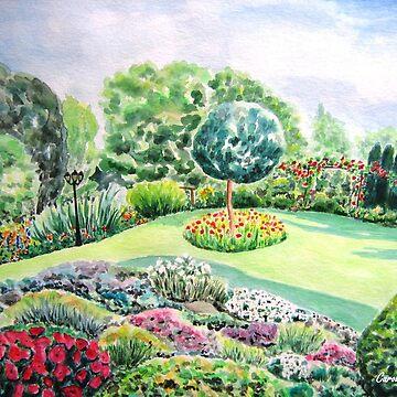Garden of Eden by CarolineLembke