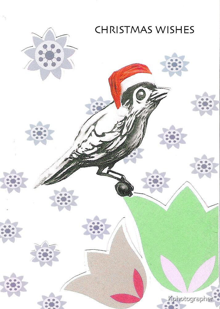 Christmas Card Design #2 by Kphotographer