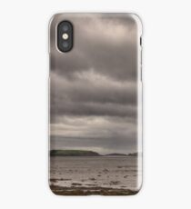 Low tide on Donegal Bay Ireland iPhone Case/Skin