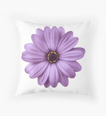 Beautiful Natural Purple Flower Floral Organic Wholesome Nature Throw Pillow