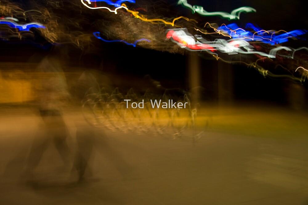 trip or walk by Tod  Walker