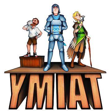 You Meet in a Tavern Logo by YMIATavern