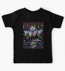 There is no Santa, only Zuul Kids Tee