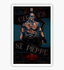 GSP Stickers and Prints Sticker
