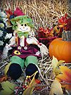 Little Miss Scarecrow by FrankieCat