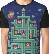 It's a tree, Mario! Graphic T-Shirt