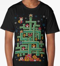 It's a tree, Mario! Long T-Shirt