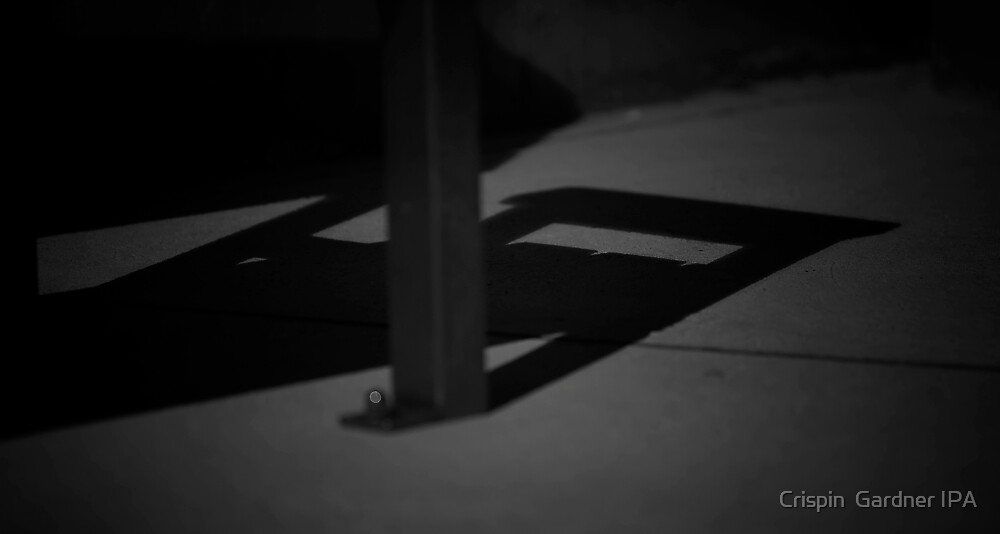 Steel and Concrete Bench by Crispin  Gardner IPA