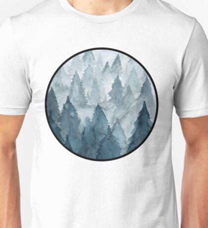 Clear Winter Unisex T-Shirt