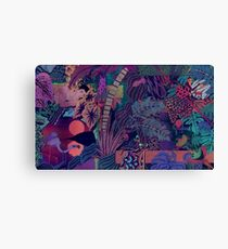 Glass Animals Canvas Print