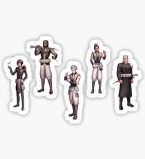 East Sphere Elite - Demon of the Underground Sticker
