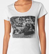 The Doors LIVE - Jim Morrison Women's Premium T-Shirt