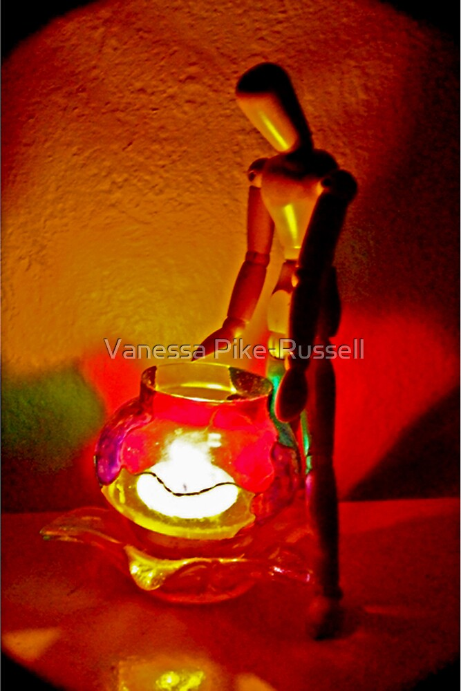Woody : Plays with fire by Vanessa Pike-Russell