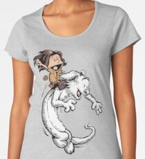 Neverending Imagination Women's Premium T-Shirt