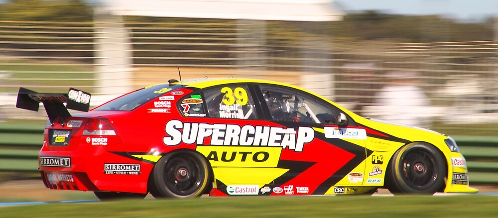 Ingall and Morris - Phillip Island 2008 by Trackworz