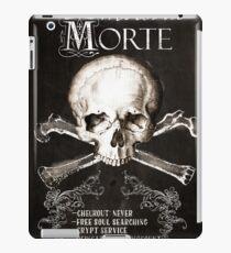 Motel de Morte iPad Case/Skin