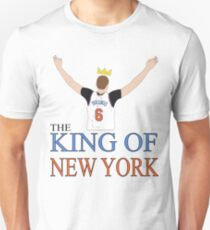 Kristaps Porzingis King of New York T-Shirt