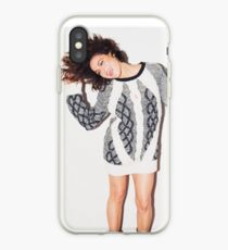 Lana Parrilla  iPhone Case