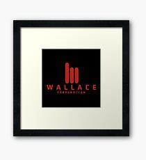 Blade Runner 2049 - Wallace Corporation Merchandise Framed Print