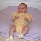 CARLIE Llewellyn at 2 Months..... by Larry Llewellyn