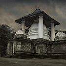 Gadaladeniya by Anuja Manchanayake