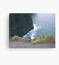 Cliffs of Moher in Ireland Canvas Print