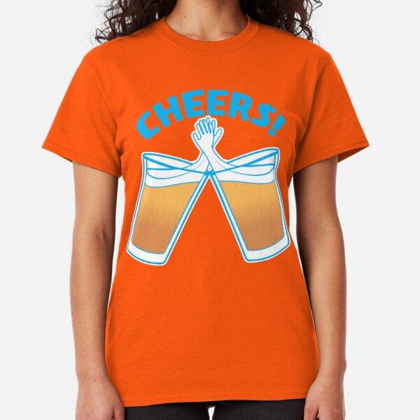 High Beer! Beer Five? Five beers, please! Classic T-Shirt