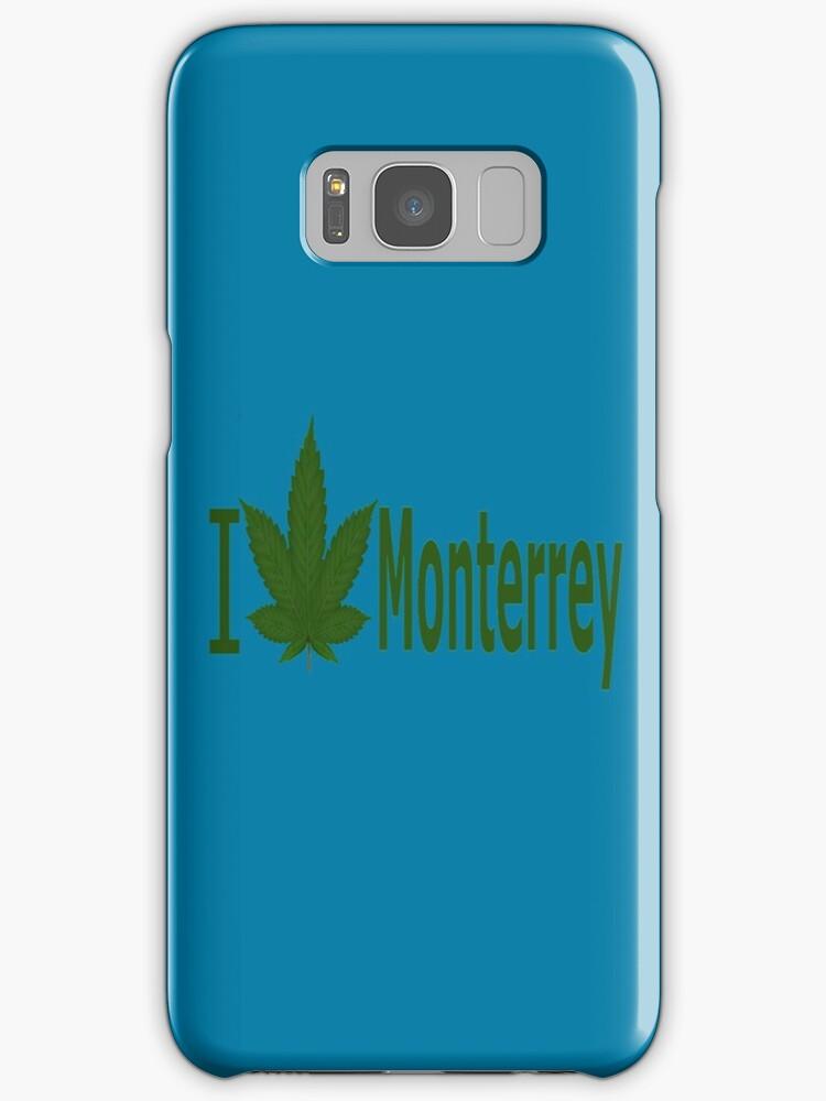0022 I Love Monterrey  by Ganjastan