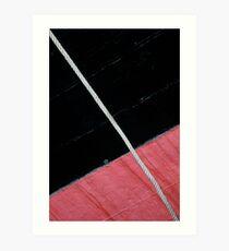 Perpendicular Art Print