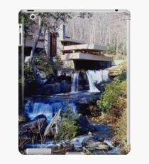 Frank Lloyd Wright Falling Water #1 iPad Case/Skin