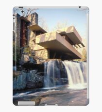 Frank Lloyd Wright Falling Water #2 iPad Case/Skin