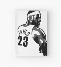 King James (Color Modifiable)  Hardcover Journal