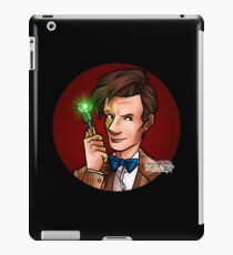 Eleventh Doctor Emblem iPad Case/Skin