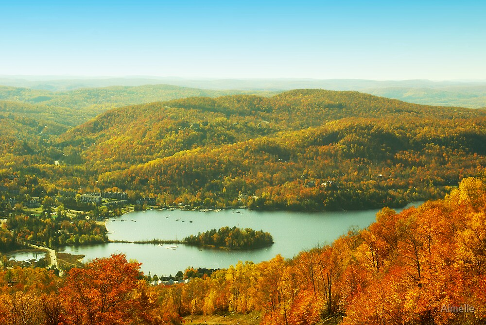 Mont-Tremblant 01 by Aimelle