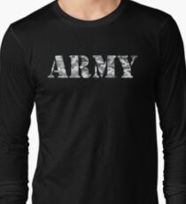 Army Urban Digital Camo Pattern T-Shirt