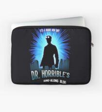 Dr. Horribles sing-along blog  Laptop Sleeve