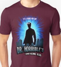 Dr. Horribles sing-along blog  Unisex T-Shirt