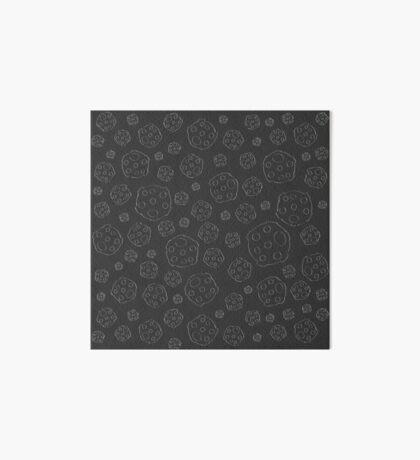 Space Rocks Art Board Print