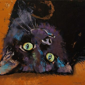 Upside Down Kitten by michaelcreese